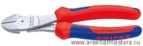 Кусачки диагональные особой мощности (БОКОРЕЗЫ СИЛОВЫЕ) KNIPEX 74 05 180