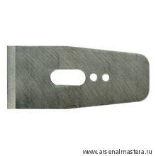 Нож для рубанка Veritas LA SmoothPlane с насечкой 51 мм / A2 05P25.06