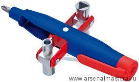 Штифтовый ключ для электрошкафов KNIPEX 00 11 07