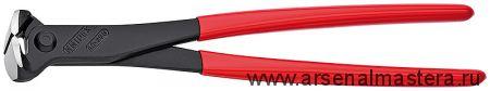 Кусачки торцевые (КЛЕЩИ вязальные) KNIPEX 68 01 280