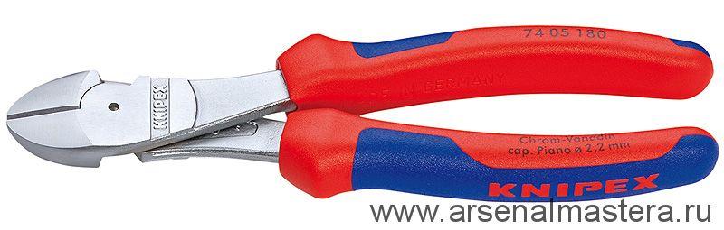 Силовые бокорезы knipex kn-7402200
