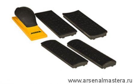 Комплект ручного блока Premium 70х198мм, 40 отверстий MIRKA 8391520111