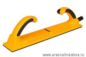 Ручной шлифовальный блок Premium 70х400 мм 53 отверстия липучка MIRKA 8391155111