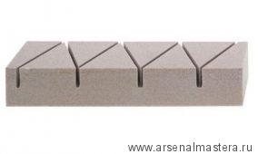 Камень для правки абразивных брусков (японских водных камней) 240*100*40 мм 100 грит М00001875 Di 711299
