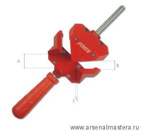 Тиски для угловых соединений (Струбцина угловая) Piher A-30