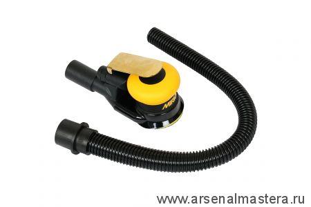 Шлифовальная пневматическая машинка для обработки точечных дефектов MIRKA ROS 325CV 77 мм орбита 2,5 мм