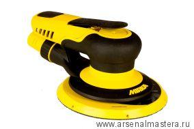 Шлифовальная пневматическая машинка для профессионального шлифования MIRKA PROS 680CV 150 мм орбита 8 мм