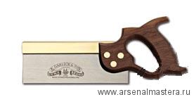 Пила обушковая Garlick/Lynx Dovetail RipCut, 203мм (8), 20tpi Thomas Flinn  М00007446