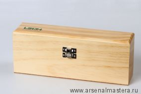 Коробка деревянная (пустая) для фрез Leigh