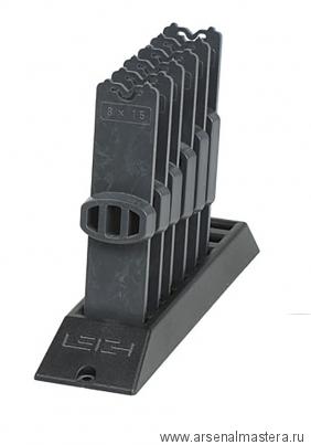 Набор шаблонов Leigh для FMT PRO и Super FMT 8 мм