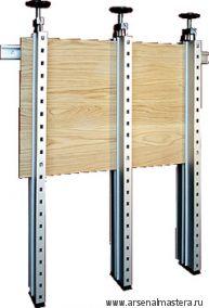 Пресс (клей-пресс) Plano для склейки деревянных щитов, 1100 мм, 3 стойки, 20003