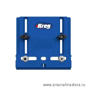 Кондуктор для установки ручек Cabinet Hardware Jig Kreg KHI-PULL