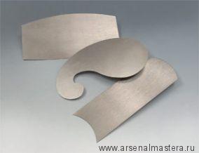 Цикли фигурные Veritas, 0.6 мм, в комплекте 3 шт 05K2010