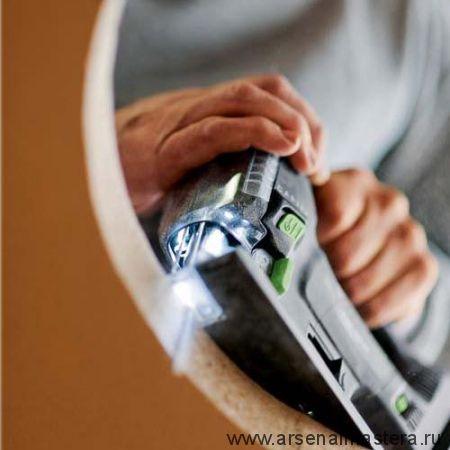 Маятниковый лобзик Festool CARVEX PSB 420 EBQ-Set, комплект в систейнере плюс систейнер с оснасткой