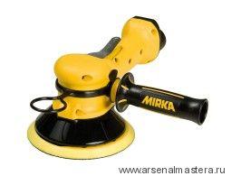 Шлифовальная пневматическая машинка MIRKA ROS2-610CV 150мм, орбита 10мм