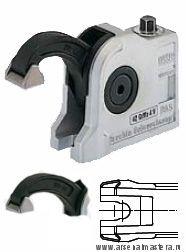 Зажим BAS-C compact, крепежное отверстие разрезное BESSEY BAS-C9-4