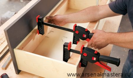 Струбцина для работы одной рукой DuoKlamp DUO BESSEY DUO65-8