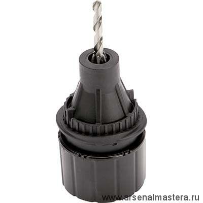 Патрон для свёрл D2.4-19.0 мм Large Bit Chuck Darex DA 70100 PF для станков  Drill Doctor 500X и 750X М00006081