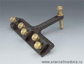Держатель Veritas Jointer Blade Sharpener, для заточки ножей эл.рубанков 05M25.01 М00003430