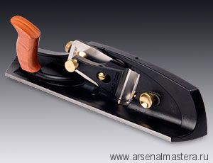 Рубанок Veritas Shooting Plane, с ножом O1, правый 05P54.51