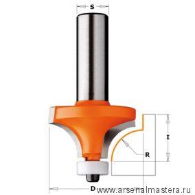 CMT 980.503.11 Фреза по иск.камню внутр.радиус R=9,5 (нижн. подш.картридж) S=12 D=31,75