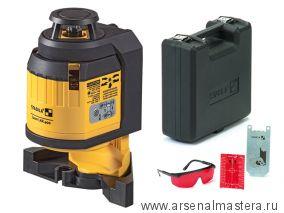 Мультилинейный лазерный прибор для внутренних отделочных работ STABILA LAX 400, ST-18702