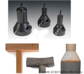 Пробочник Veritas Tapered Tenon Cutter,  25мм (1)