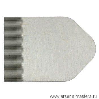 Нож с насечкой для циклевочного рубанка Veritas 73 мм (А2) 05P29.04 М00002349