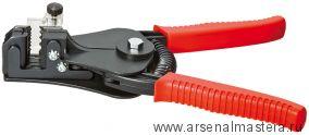 Клещи для удаления изоляции с фасонными сменными ножами KNIPEX 12 11 180