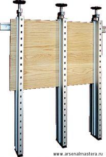 Пресс (клей-пресс) Plano для склейки деревянных щитов, 1100 мм, 3 стойки, 20003 М00002670