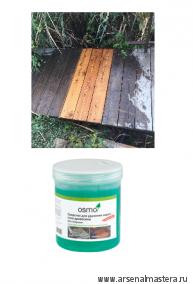Средство для удаления серого слоя древесины Osmo HOLZ-ENTGRAUER KRAFT GEL 2,5 л гель