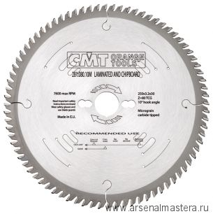 CMT 281.108.14M Диск пильный 350x30x3,5/2,5 10гр TCG Z108
