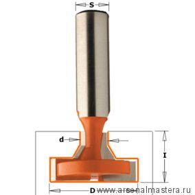 CMT 950.602.11 Фреза (Т-образный паз) S12 D12,7/34,9x22,2x63,5